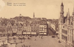 Brugge, Bruges, Hoek Der Groote Markt (pk37053) - Brugge