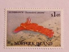 ILE NORFOLK  1993   LOT# 3  NUDIBRANCH - Ile Norfolk