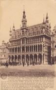 Brussel, Bruxelles, Stadhuis (pk37057) - Monumenten, Gebouwen