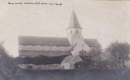 """Sint Baafs Vijve, Zeldzame Fotokaart Van De """"Romantische Monumentale Kerk Van Vijve Stint Baafs"""" (pk37061) - Wielsbeke"""