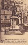 Aalst, Standbeeld Van Thierry Martens (pk37062) - Aalst