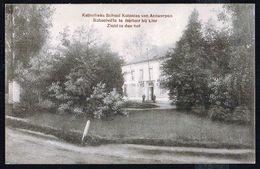BERLAAR - BERLAER - Katholieke School Kolonies Van Antwerpen - Zicht In Den Hof - Circulé - Circulated - Gelaufen - 1914 - Berlaar