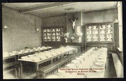 BERLAAR - BERLAER - Katholieke School Kolonies Van Antwerpen - Eetzaal - Circulé - Circulated - Gelaufen - 1914. - Berlaar