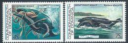Dominica   1983  Sc#791 45c & 793 75c Whales MNH**  2016 Scott Value $4 - Dominica (1978-...)