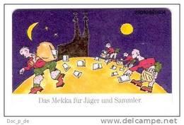 Germany - P 11/93 - Das Mekka Für Jäger Und Sammler - Mond - Sterne - Sonne - Germany