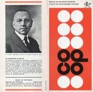 """Gemeenschappelijke Uitgifte Met Duitsland / """"Europalia 77"""" / 17-09-1977 Postfolder Zonder Zegel - FDC"""