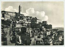 S.Agata Di Puglia (Foggia) - Panorama - Viaggiata1967 - Foggia