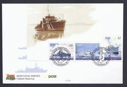 IRISH NAVAL SERVICE BAILE ATHA CLIATH CHABHLAIGH IRELAND IRLANDE CONSEIL EUROPE LIMITED EDITION TIRAGE LIMITE - 1949-... République D'Irlande