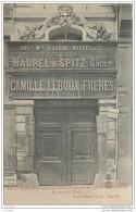 75 - VIEUX PARIS B.C. - Porte Et Fronton De L'hotel Colbert - 5 Rue Du Mail - France