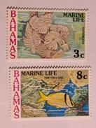 BAHAMAS  1977   LOT# 18  MARINE LIFE - Bahamas (1973-...)