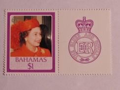 BAHAMAS  1986  L0T# 25  QUEEN ELIZABETH BIRTHDAY - Bahamas (1973-...)