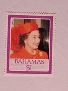BAHAMAS  1986  L0T# 26  QUEEN ELIZABETH BIRTHDAY - Bahamas (1973-...)
