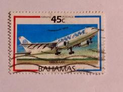 BAHAMAS  1987  L0T# 27  AIRCRAFT - Bahamas (1973-...)