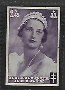 Belgium 1935, TB Fund Stamps, 2f45 + 55c MH * - Belgium