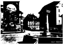 (PF 313) Switzwrland  William Tel Statue / Monument - Monuments