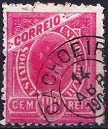 Brazil 1900 - Allegory Of Freedom ( Mi 143 - YT 117 ) - Brasilien