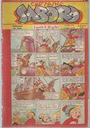 CAP'TAINE SABORD   N° 87   -  GORDINNE  1948 -  CE PAUVRE LE BLAGOBEC !... - Zeitschriften & Magazine