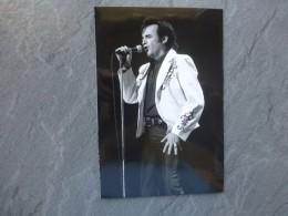 Dick RIVERS,  Photo Originale ; Ref 46- VP34 - Célébrités