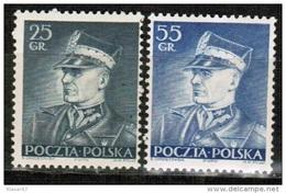 PL 1937 MI 319-20 ** - Unused Stamps