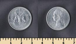 Madagascar 1 Franc 1958 - Madagascar