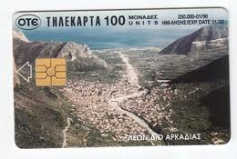 Telefonkarte Griechenland  Chip OTE   Nr.512   1998   2135    Aufl.  550.000 St. Geb. - Greece