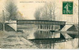 02 - Leuilly Sous Coucy : Le Pont Du Canal - France