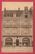 Ieper / Ypres - Hôtel Du Sultan ... Grote Markt  ( Verso Zien ) - Ieper