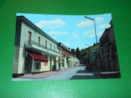 Cartolina Santa Giuletta - Via Martiri Della Libertà 1971 - Pavia
