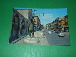 Cartolina Barletta - Eraclio 1971 - Bari