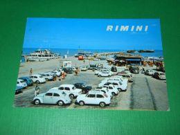 Cartolina Rimini - Porto Canale 1970 - Rimini