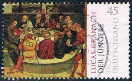 Allemagne Fédérale - 500e Anniversaire De Lucas Cranach Le Jeune 2989 (année 2015) Oblit. - Oblitérés