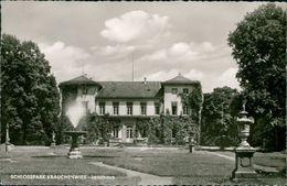 AK Krauchenwies, Schlosspark, Landhaus, O Um 1960 (19340) - Altri