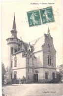---- 33 ----- PLASSAC  Château Bellevue TTB - Lesparre Medoc