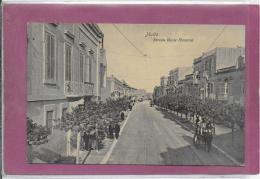 MALTA .- Strada Réale Hamrun - Malte