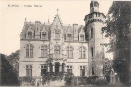 ----- -33- ----PLASSAC  Château Bellevue TTB  Neuve - Libourne