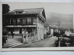 Mont-Saxonnex, Hôtel Du Jalouvre. - France
