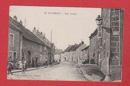 Faverney  -- Rue Arago - Otros Municipios