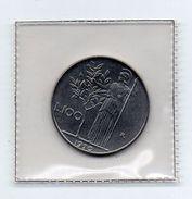 Italia - 1970 - 100 Lire - Da Serie Zecca - Vedi Foto - (MW112) - 1946-… : Republic