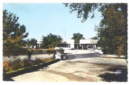 Cpsm Maroc - Oufda - La Cour Supérieure Du Collège De Jeunes Filles - Maroc
