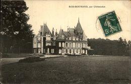 28 - LANNERAY - Chateau Bois-Bertrand - France