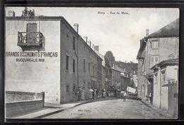 CPA 54 - Briey, Rue De Metz - RARE - Briey
