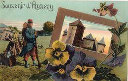 SOUVENIR D'ANNECY - Annecy