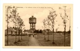 Bon-Secours (Bonsecours) - Le Château D'eau Et La Plaine Des Sapins / Hotel Moderne / Desaix - Péruwelz