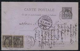Levée Exeptionnelle Pour L'étranger - 1877-1920: Période Semi Moderne