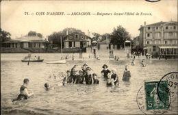 33 - ARCACHON - Baigneurs - Arcachon