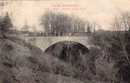 V10622 Cpa 31 Thil - Le Pont Sur Le Ravin - Alban