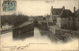 45 - MONTARGIS - écluse - Montargis