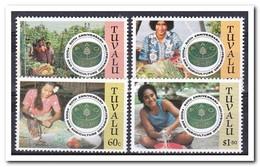 Tuvalu 1995, Postfris MNH, Agriculture, Food - Tuvalu