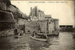 50 - MONT-SAIN-MICHEL - - Le Mont Saint Michel