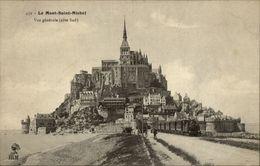 50 - MONT-SAIN-MICHEL - Train - Le Mont Saint Michel